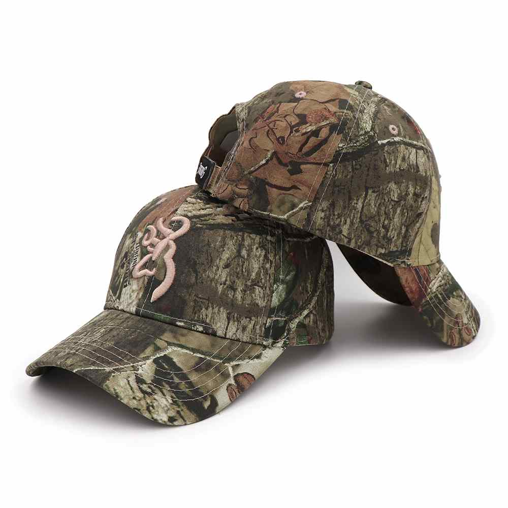 Men Camo Camouflage Hat Adjustable Camo Hunting Fishing Military Baseball Cap PX